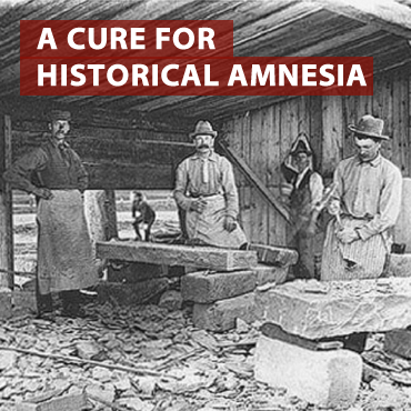 A cure for historical amnesia